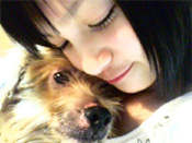 犬を飼ってるハロヲタ