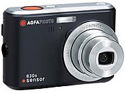 AGFA Photo sensor 830s