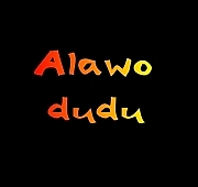 Alawo dudu /samba サンバへギ