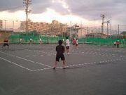 鳥羽高校テニス部