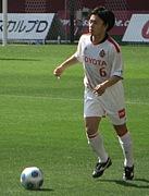 阿部翔平をサッカー日本代表へ
