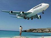 飛行機を近くで見たい!