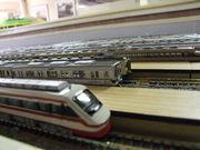 模型で楽しむ東武電車