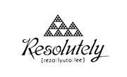 Resolutelyは日本酒の会!?