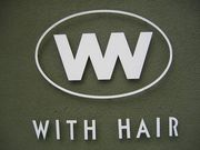 WITH HAIR