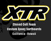 XTRサーフボード