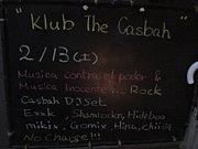 KLUB THE CASBAH