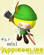 Appie Online 朝焼けGuild mixi