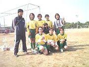 女子フットサルチーム ボニータ