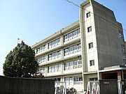 茨木市立平田中学校第1期生
