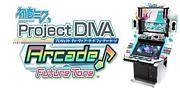Project DIVA Arcade@九州支部