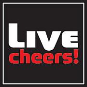 LIVE cheers!