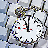 プログラマーと懐中時計