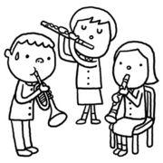 吹奏楽団体探してます