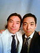 トータス松本&香川照之