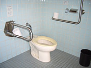 首都圏に公衆トイレの大増設を!