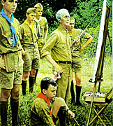 Norman Rockwell for scouts!