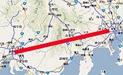 リニアモーターカー(中央新幹線)