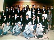 2008年度Hi-b.a.卒業生