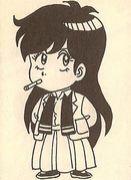 天野邪子と煙草を吸う会