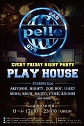PLAYHOUSE@bar peLLe