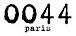 0044 paris