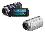ビデオカメラ HDR-CX500V/CX520V