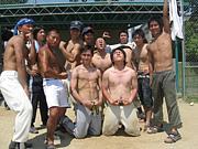 S.D.HEAD草野球団