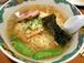 八島でエビ塩ワンタン麺