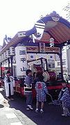 眞駒内神社例大祭