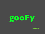 gooFy since2008