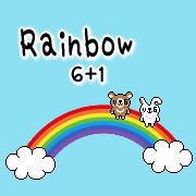 Rainbow 6+1