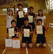 ソフトバレーボールin長岡〜新潟