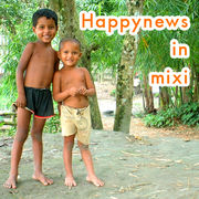 Happynews in mixi