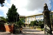 北谷町立北谷中学校