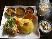 印度亜 Sri lanka curry shop