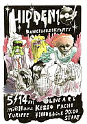 Dance Music Party 『HIDDEN』