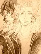 †スピット・ファイアと黒炎†