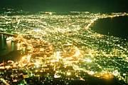 函館山の夜景が好き♪