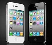 au × iPhone4Sを購入する人数→