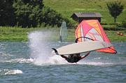 ☆彩湖-Windsurfing☆