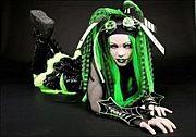 +Cyber Goth Fashion+