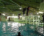 消防潜水士 JAMSTEC研修卒業生