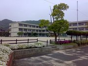 福岡県京都郡馬場小学校