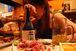 一人で晩御飯食べます。