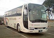 京都観光バスのゆかいな仲間達