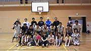 大阪でバスケしよっ!!