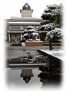 旧 茨城県稲敷郡東村立東中学校