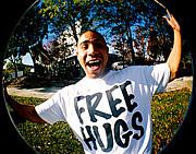 FREE HUGS @PEACE! HIROSHIMA