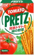 トマトプリッツしか見えない!